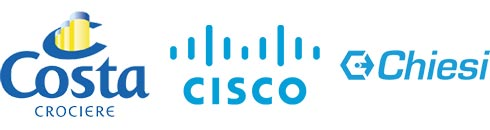 Costa Crociere - Cisco - Chiesi